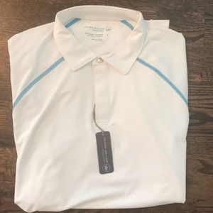 NWT Peter Miller Crown Sport Polo